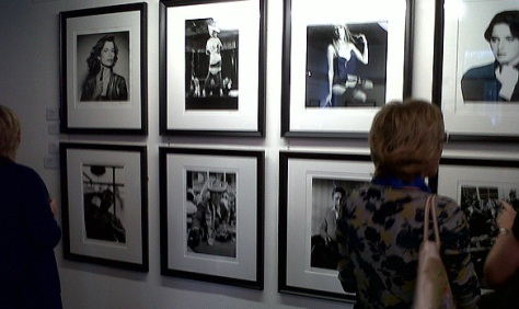 Terry O'Neill Private Viewing 13th September 2011