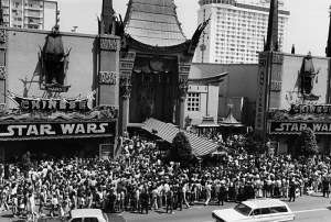 Grauman's Chinese Theatre in Hollywood | Image courtesy of starwars.com ©2011