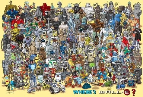 Can you Name the Robots