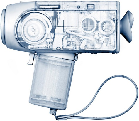 X-Ray Cinecam
