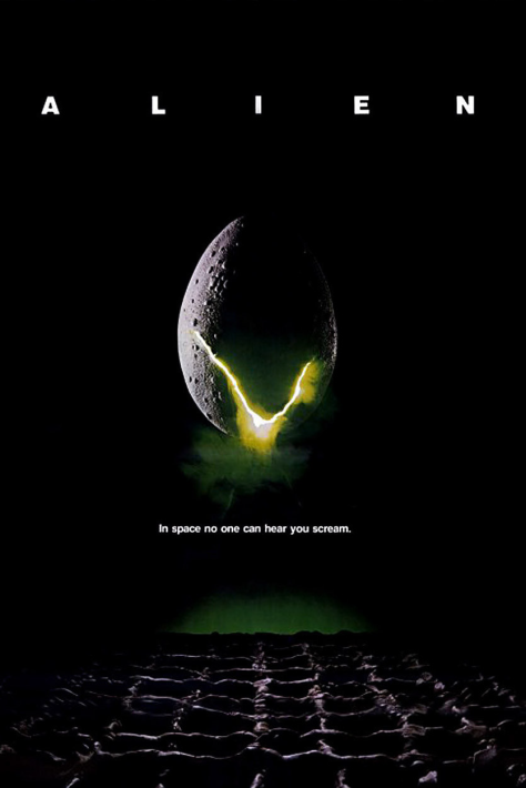 Alien 1979 Original Film Poster