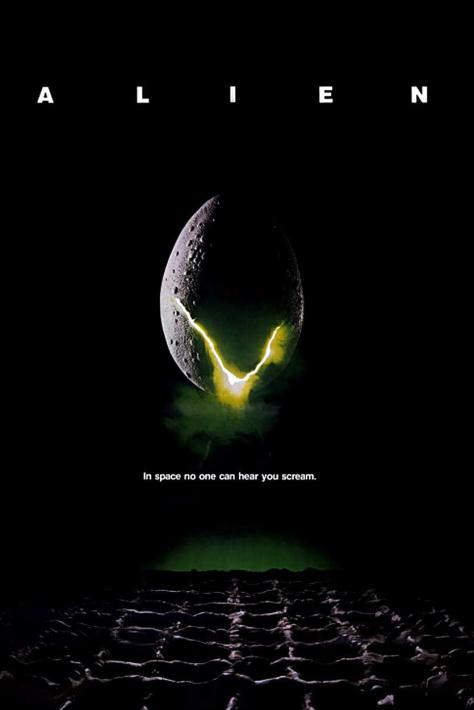 Alien 1979 Original Film Poster