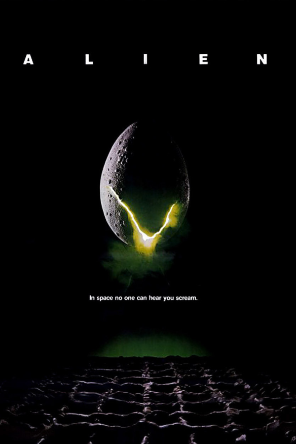 alien movie poster original - photo #10