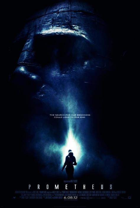 Prometheus Teaser film poster 2011