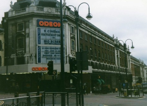 The Odeon on The Headrow Leeds