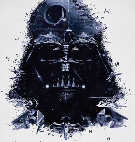 Star Wars Identities Exhibition Posters 2012