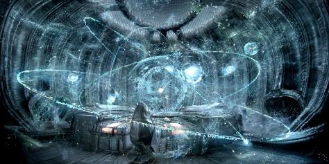 Prometheus Space Map