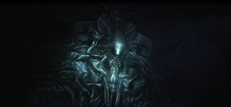 Prometheus HR Giger