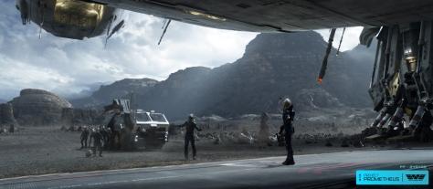 The Prometheus Spaceship 2