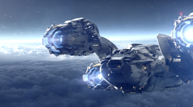 The Space Craft Prometheus