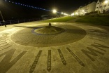 2 Filey at Night : Point the Way