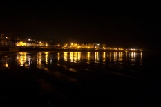 11 Filey at Night : Burning your Beaches 2