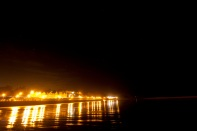 10 Filey at Night : Burning your Beaches