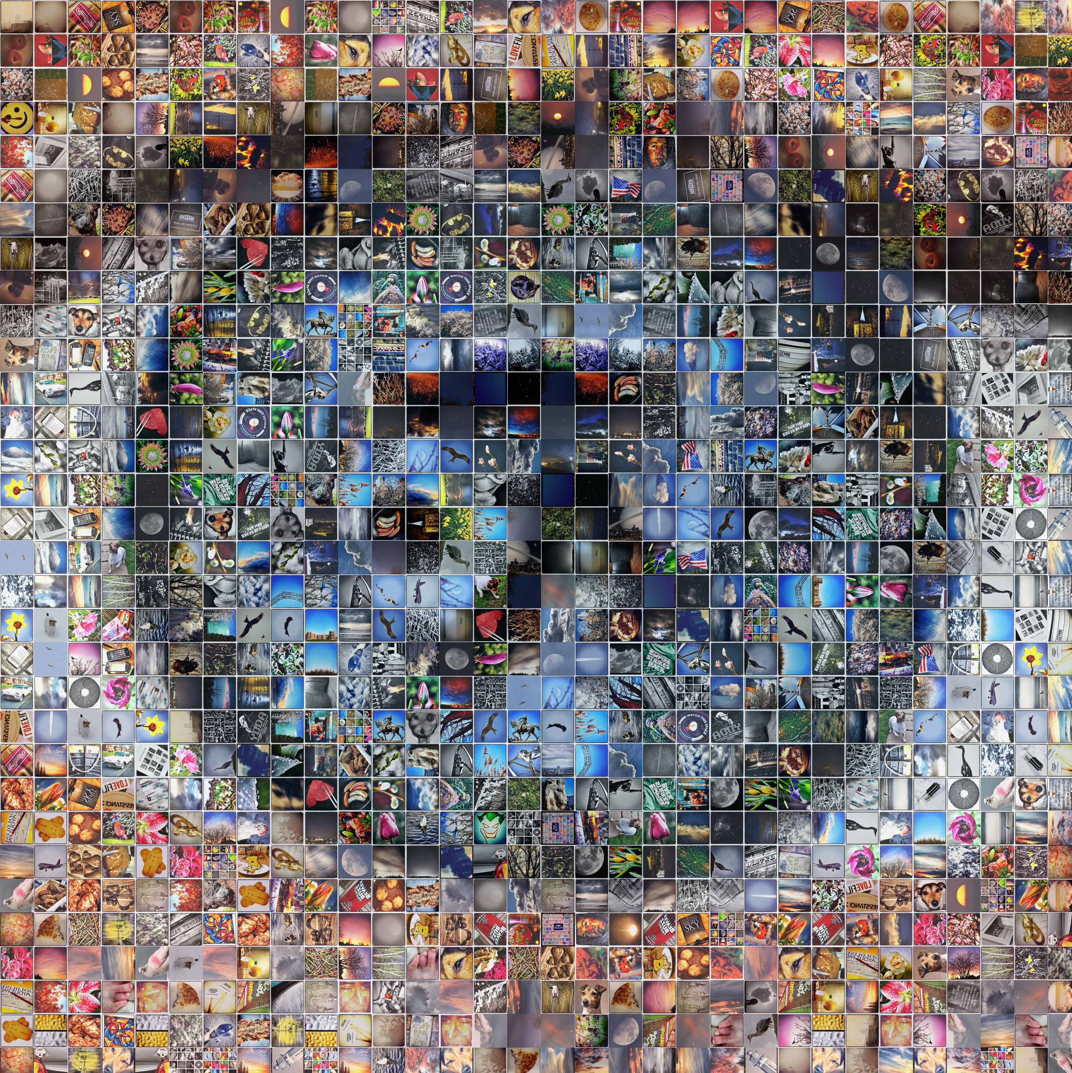 Instagram Mosaic | Milners Blog