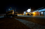 4 Filey at Night : Like two ships in the night