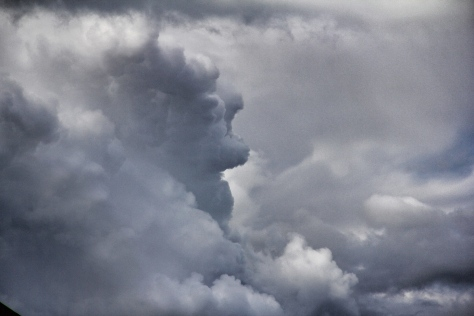 Devil in the Clouds over East Leeds