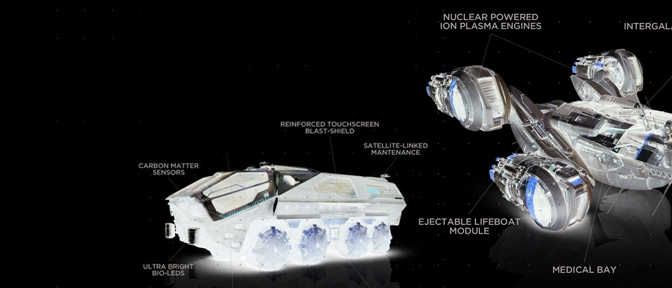 Prometheus Schematics