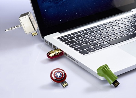 The Avenger USB Drive