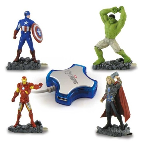 Dane Elec Avengers USB