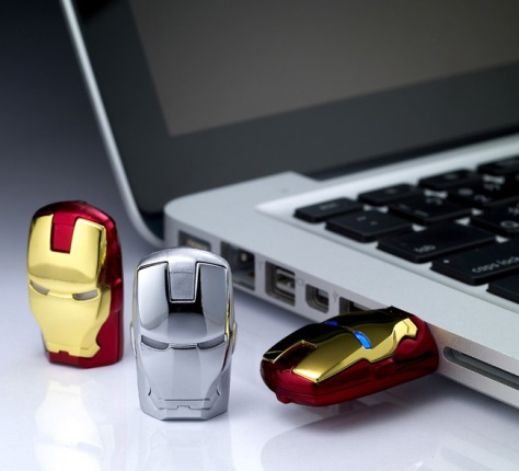 The Avenger USB Drive IronMan