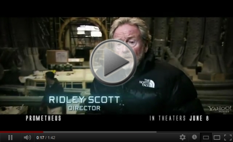 Prometheus Origins Featurette