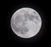 Super Moon 6th May 2012 over Leeds