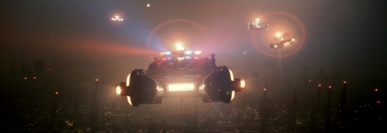 Image result for blade runner police attack