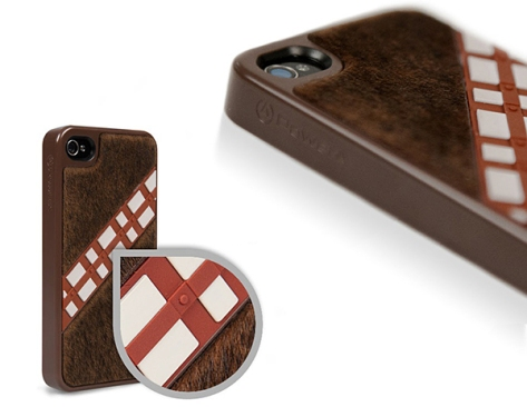 Official Star Wars Chewbacca iPhone Case