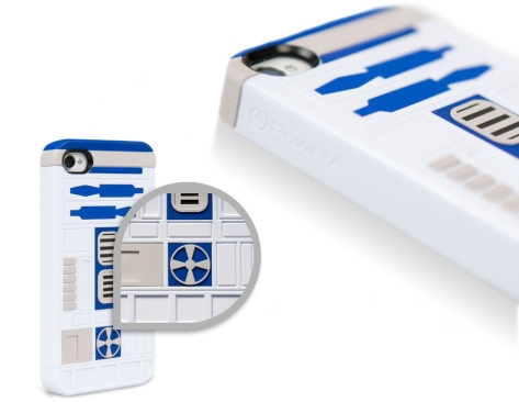 Official Star Wars R2 D2 iPhone Case