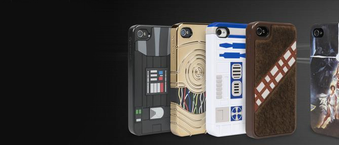 Official Star Wars iPhone Case