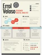 Creative CV - Resume Examples 11