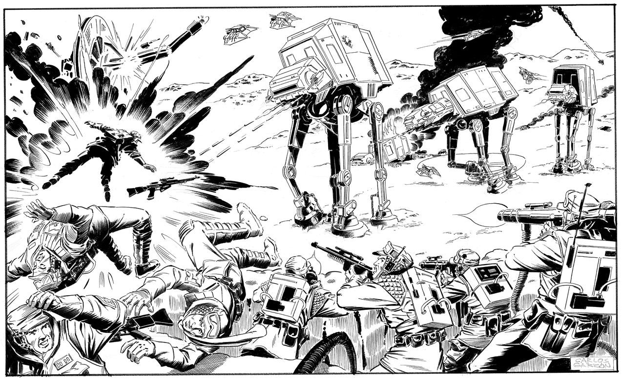 Star Wars Celebration Vi Poster Return Of The Jedi By Joe Corroney