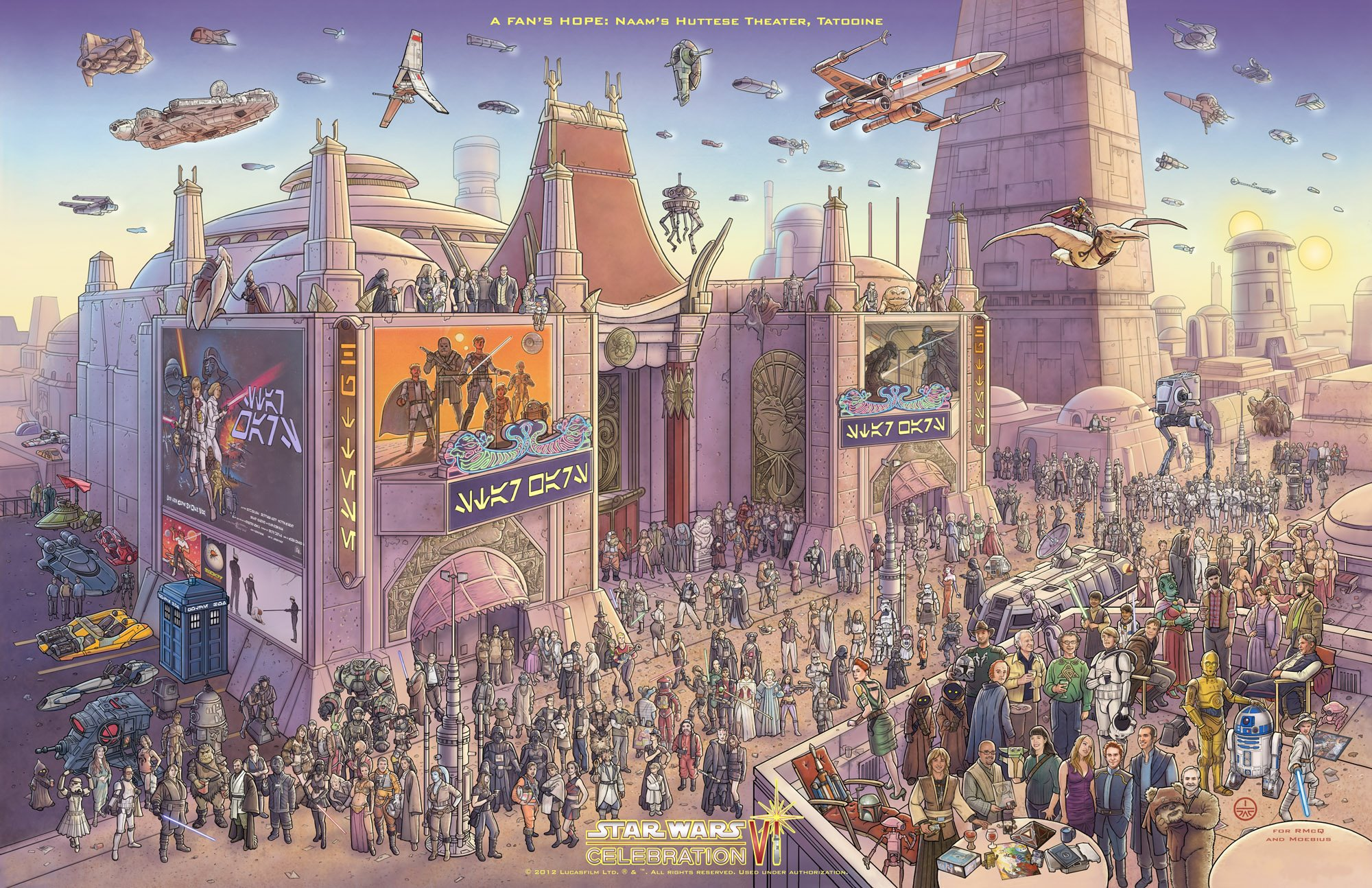 Where's Waldo? Star Wars Style | Milners Blog