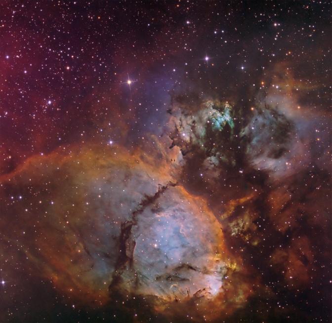 Cassiopeia IC 1795