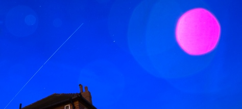 International Space Station over Leeds August 2012 1st pass 2nd shot