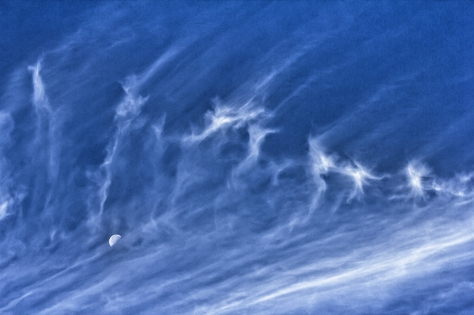 Moon in a Sea of Clouds MilnersBlog No3