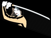 Beatrix Kiddo from Kill Bill