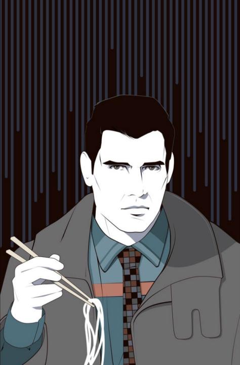 Craig Drake Blade Runner Mondo Rick Deckard