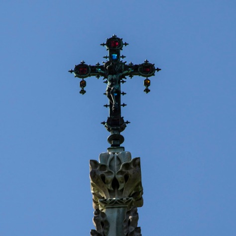 Sledmere Monument Crucifix on The Scenic Route 13 MilnersBlog