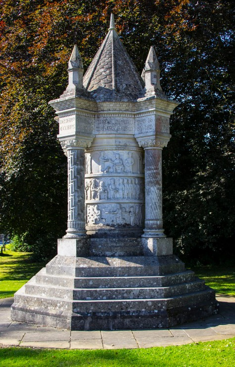 Sledmere Waggoners Memorial on The Scenic Route 07 MilnersBlog