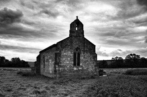 St Marys Chapel Lead near Saxton North Yorkshire 02