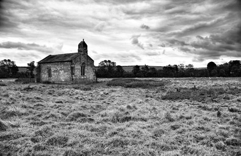 St Marys Chapel Lead near Saxton North Yorkshire 03