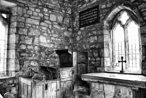 St Marys Chapel Lead near Saxton North Yorkshire 04