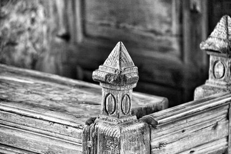 St Marys Chapel Lead near Saxton North Yorkshire 06