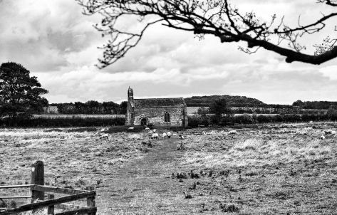 St Marys Chapel Lead near Saxton North Yorkshire 07a