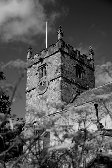 The Hunmanby Church on The Scenic Route 16 MilnersBlog
