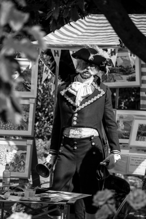 The Hunmanby Fayre Town Cryer on The Scenic Route 14 MilnersBlog