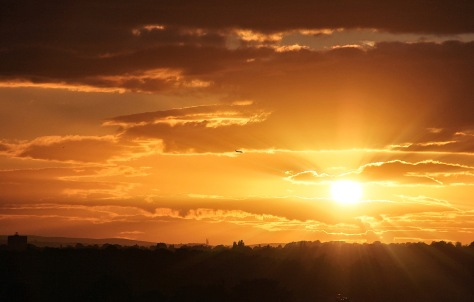 Vantage Point Carl Milner Photography Sunset over Leeds 02