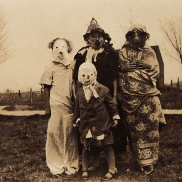 Halloween of Old