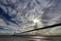 Humber Bridge and Estuary | Oct 2012